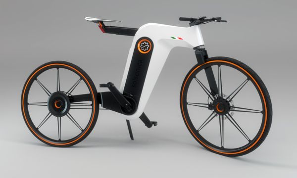 Apollo E-bike by Pedro Almeida, via Behance