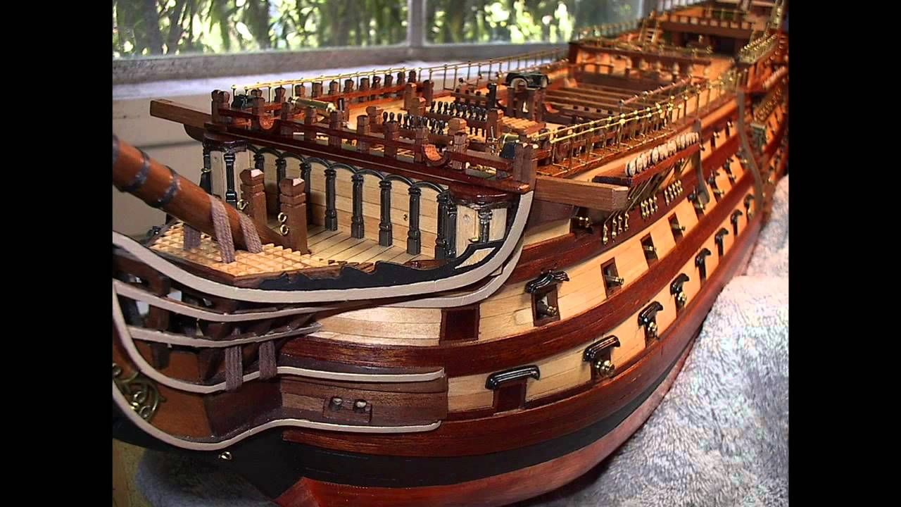 H M S Victory Model Ship By Bill All I Have To Say Is Woa Model Ships Model Sailing Ships Model Ship Kits
