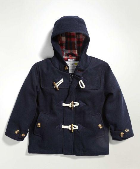 Boys Navy Duffle Coat | Clothes for my Kids | Pinterest | Duffle coat