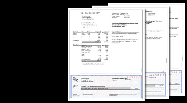 Modern Paystub Template Paycheck Free Checking Sample Resume
