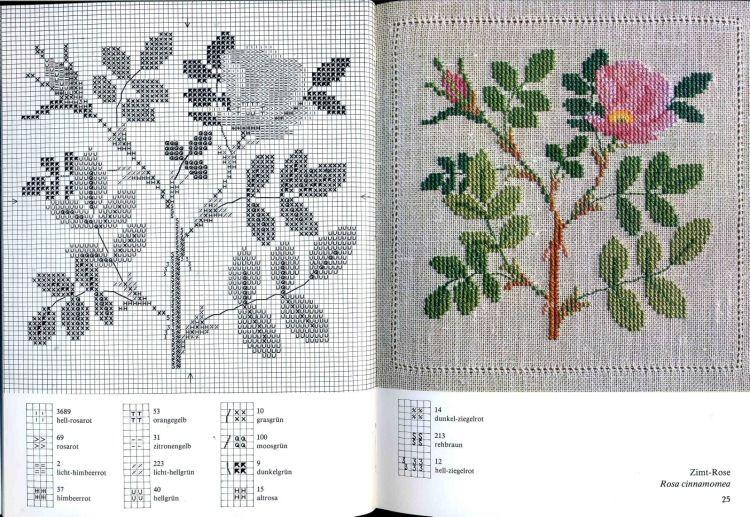 (13) Gallery.ru / Фото #10 - Cross Stitch Pattern in Color (1974) - velvetstreak
