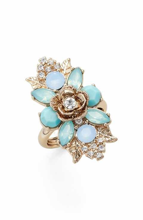Marchesa Bright Paradise Cluster Ring