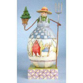 LOONEY TUNES Skulptur by Jim Shore - TWEETY | Willkommen bei art&design24