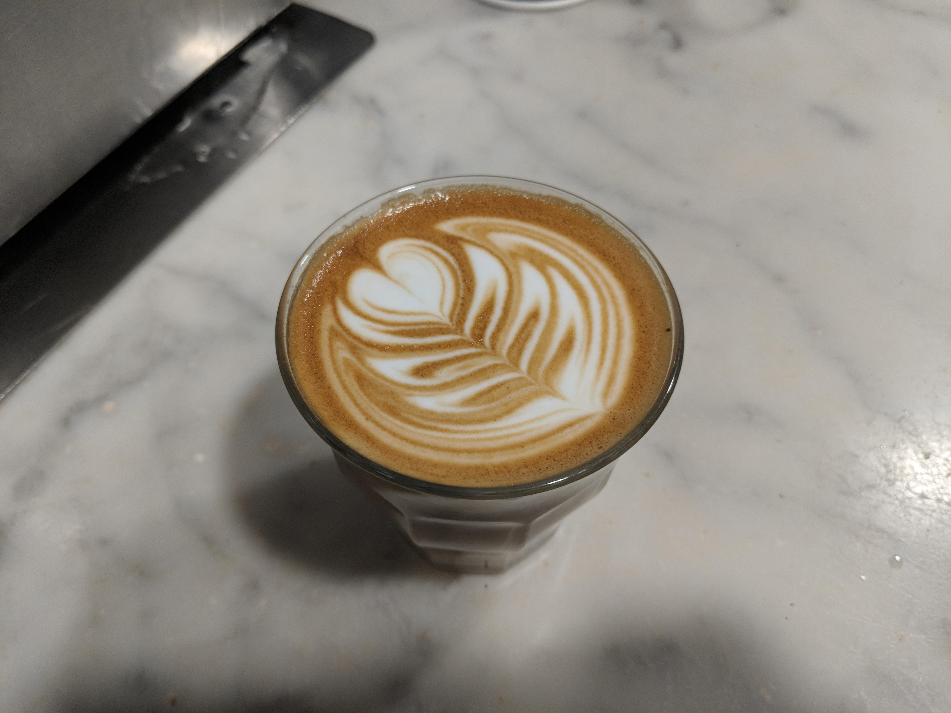 Good Morning First Pour For Me Since I Open The Shop Coffee Cafe Espresso Photography Coffeeaddict Yummy B Coffee Preparation Coffee Art Blended Coffee