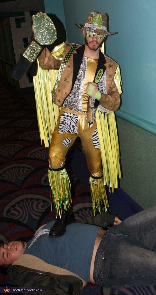 Macho Man Randy Savage - Halloween Costume Contest at Costume-Works - halloween costume ideas for men diy