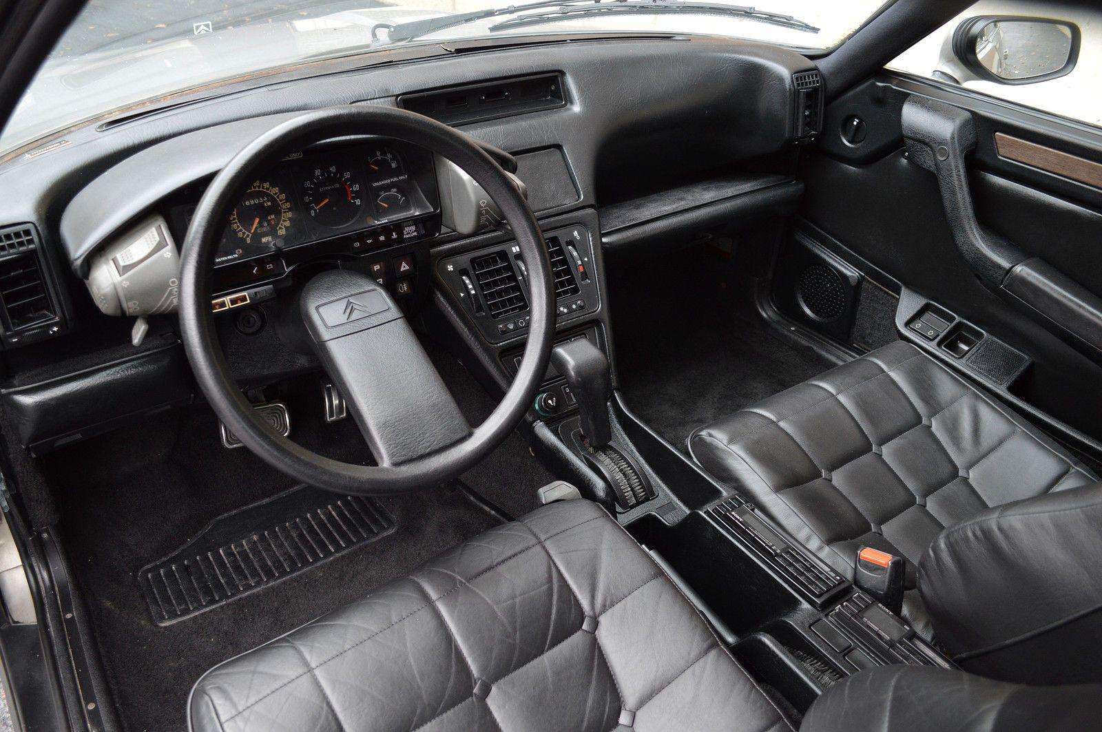 citroen cx prestige 1986 citroen cx citroen ds cars classic cars. Black Bedroom Furniture Sets. Home Design Ideas