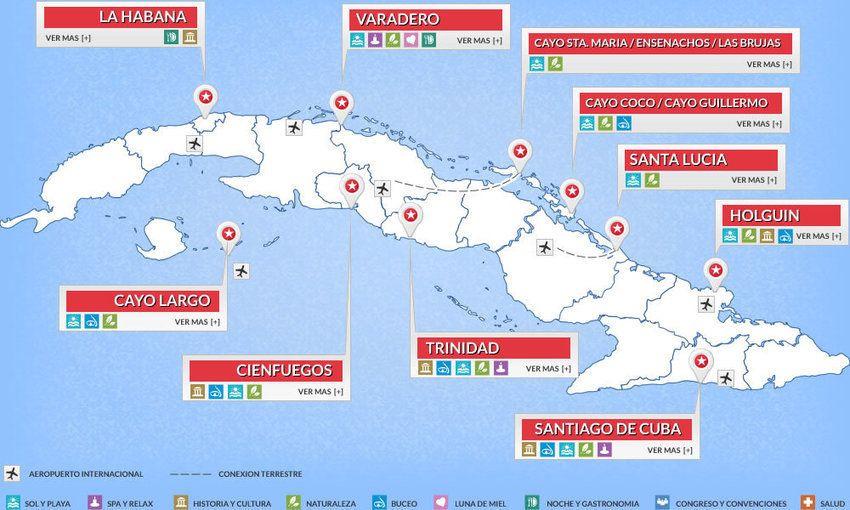 Cayo Largo Cuba Mapa.Turismo De Cuba Cayo Largo Es El Paraiso Con Mevoypacuba Com Estrategias Competitivas En Turismo Cuba Santiago De Cuba Blog Viajes