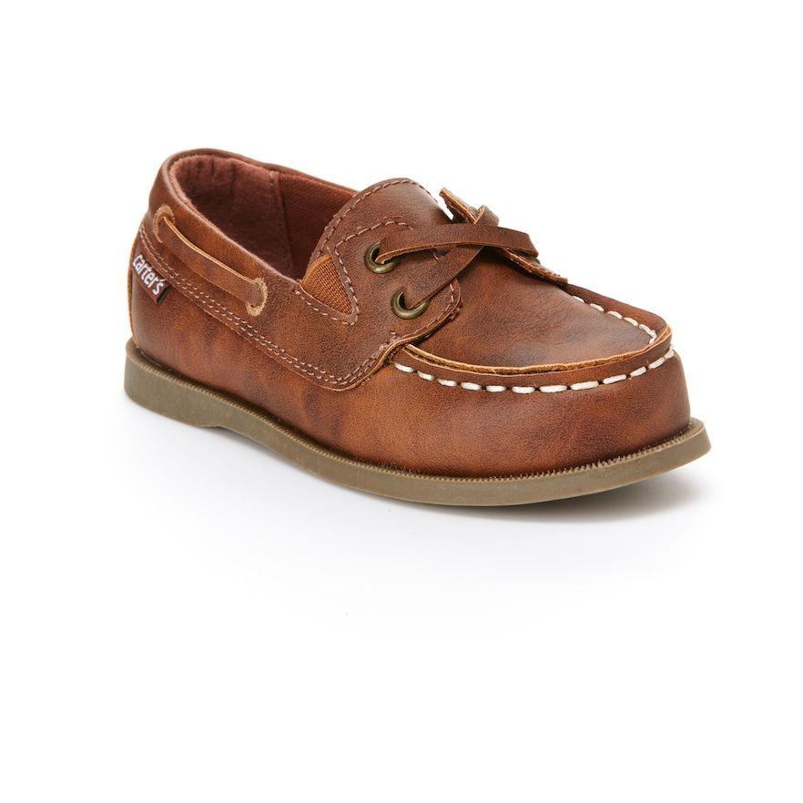 Bauk Toddler Boys' Boat Shoes, Toddler