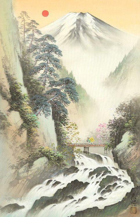 Koukei Kojima Japanese Art Modern Chinese Art Painting