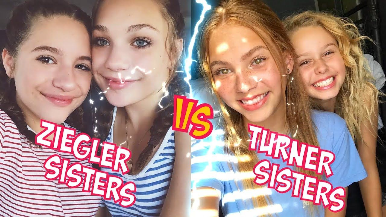 Maddie Mackenzie Ziegler Vs Ruby Rose Nadia Turner L Battle