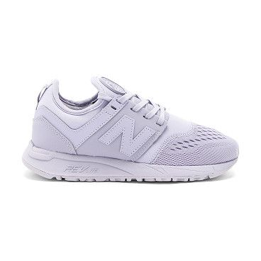 247 Sneaker by New Balance. Textile and man made upper with rubber sole. Lace-up front. Padded collar. NEWB-WZ152. WRL247MS. New Balance began as...