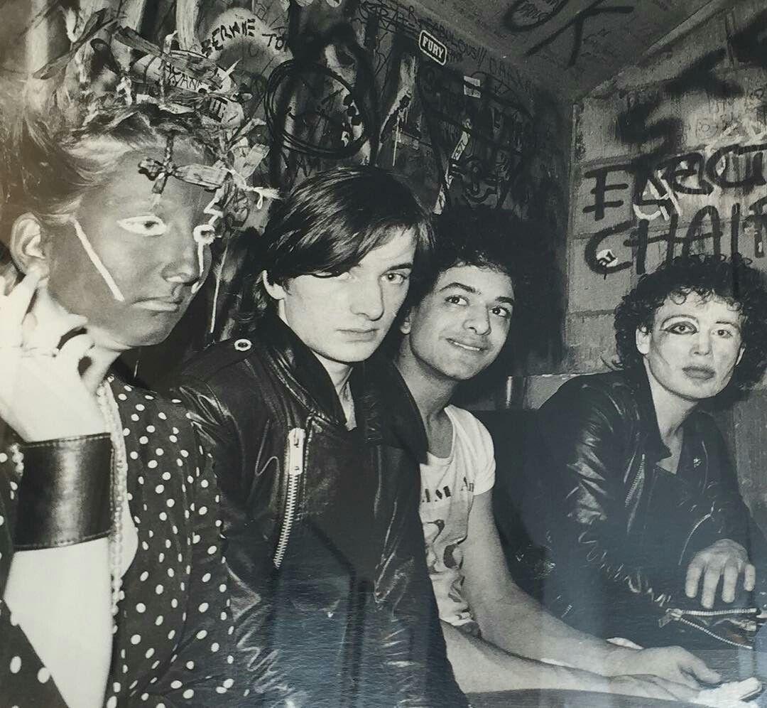 Adam And The Ants With Jordan