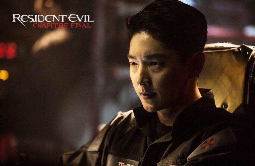 resident evil the final chapter commander lee
