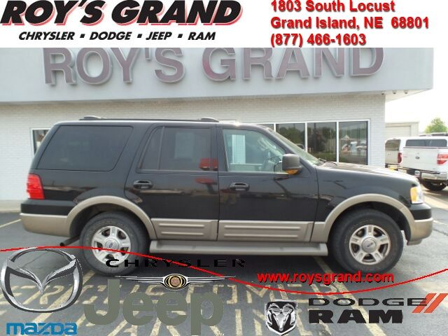 Island Chrysler Dodge >> 2004 Ford Expedition Eddie Bauer 5 4l Suv Ford Expedition