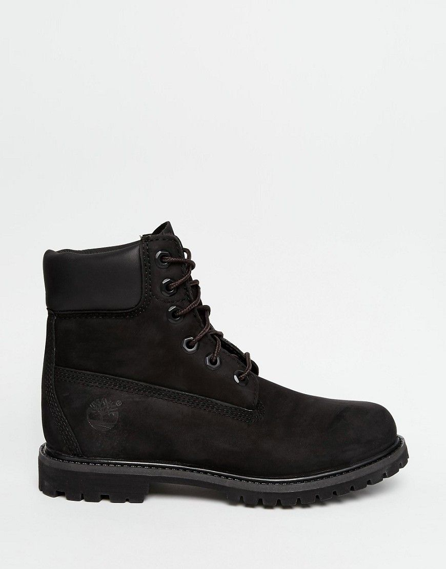 sale ebay cheap price fake Timberland 6 Inch Premium Black Lace Up Flat Boots buy cheap fashion Style b8iGIhpi
