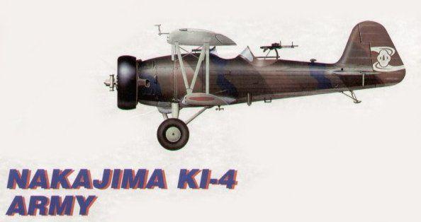 Znalezione obrazy dla zapytania Nakajima ki-4 sino-japan war
