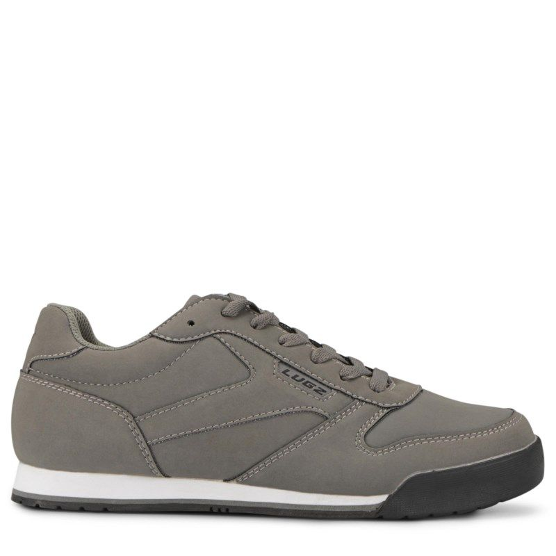 Lugz Men's Matchpoint Sneakers (Charcoal/White/Black)