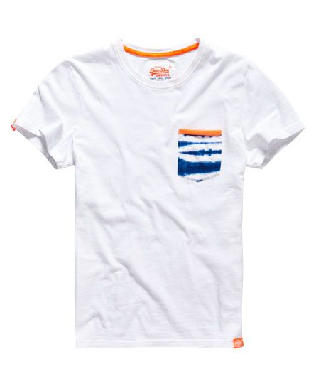 Superdry Tie Dye Pocket T-shirt