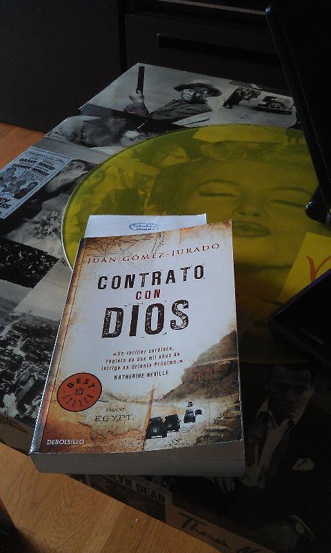 @cheichorro y su Contrato con Dios.   Vete a por Leyenda también!
