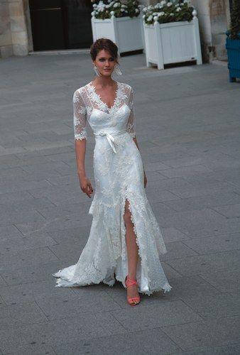 Robe de mariee cymbeline collection 2010
