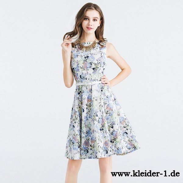 Kleid sommer baumwolle