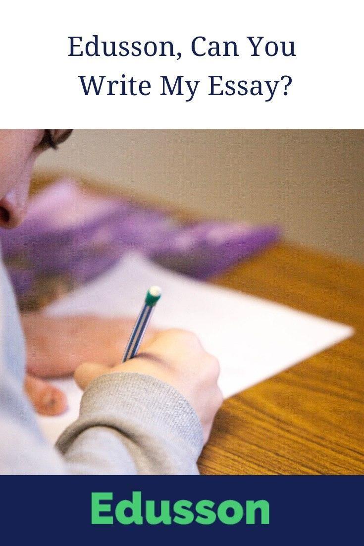 Can u write my paper