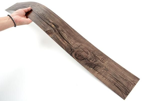 Peel And Stick Floor Planks Vinyl Tiles Wood Pattern Vinyl