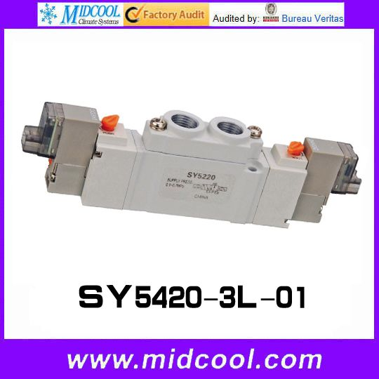 $22.00 (Buy here: https://alitems.com/g/1e8d114494ebda23ff8b16525dc3e8/?i=5&ulp=https%3A%2F%2Fwww.aliexpress.com%2Fitem%2F5-way-pilot-solenoid-valve-SY5420-3L-01%2F32668111967.html ) 5 way pilot solenoid valve SY5420-3L-01 for just $22.00
