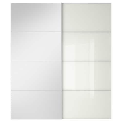 PAX Guardaroba bianco, Hasvik bianco 200x66x236 cm Pax