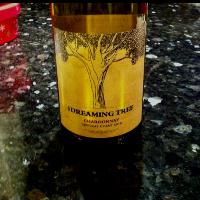 The Dreaming Tree <3 DMB Dave Matthews wine with the lyrics on the cork!