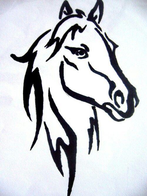 Horse head | Equine divine | Pinterest | Proyectos de madera ...