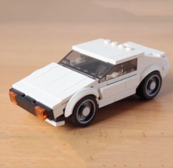 Photo of Build James Bond's Lotus Esprit from The Spy Who Loved Me [Instructions] #bondca…