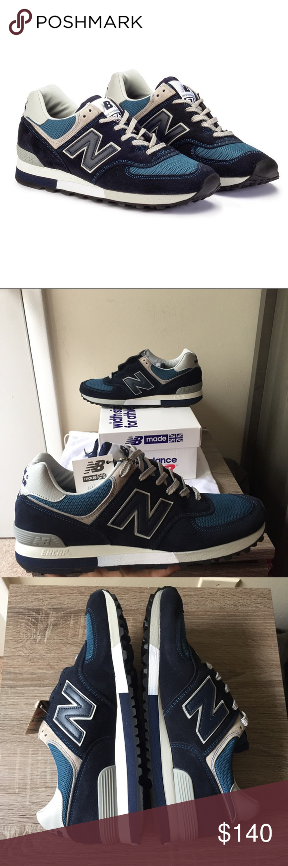 buy online de637 d43f5 NEW BALANCE 576 MADE IN UK LIMITED EDITION PRICE IS FIRM ...