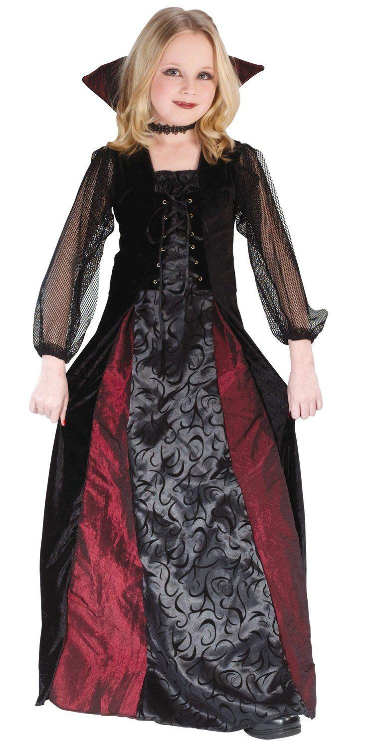 Kids Maiden Gothic Vampire Costume Mr. Costumes
