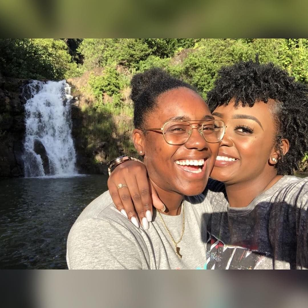 Pin On Black Lesbian Pride