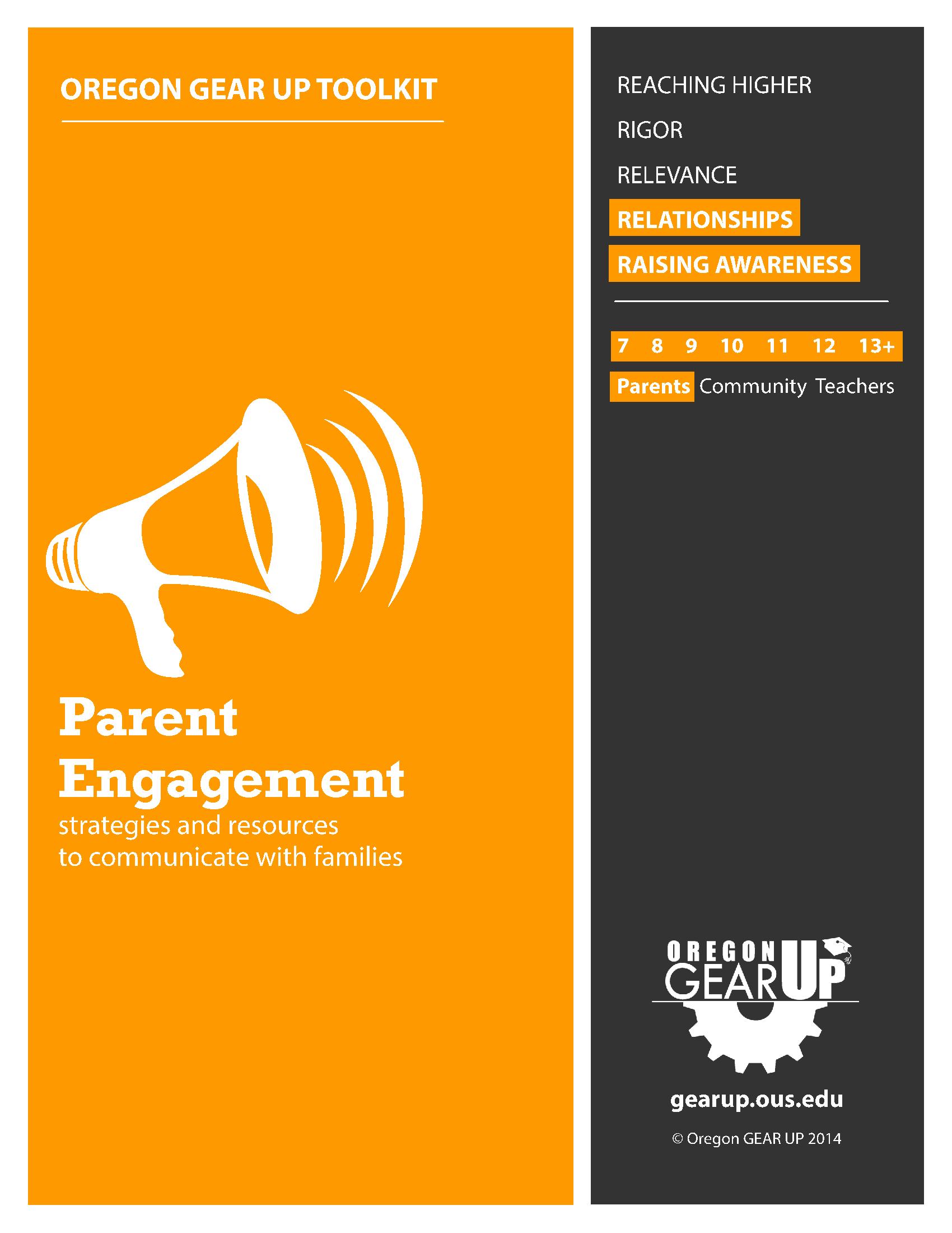 Parent Engagement Toolkit