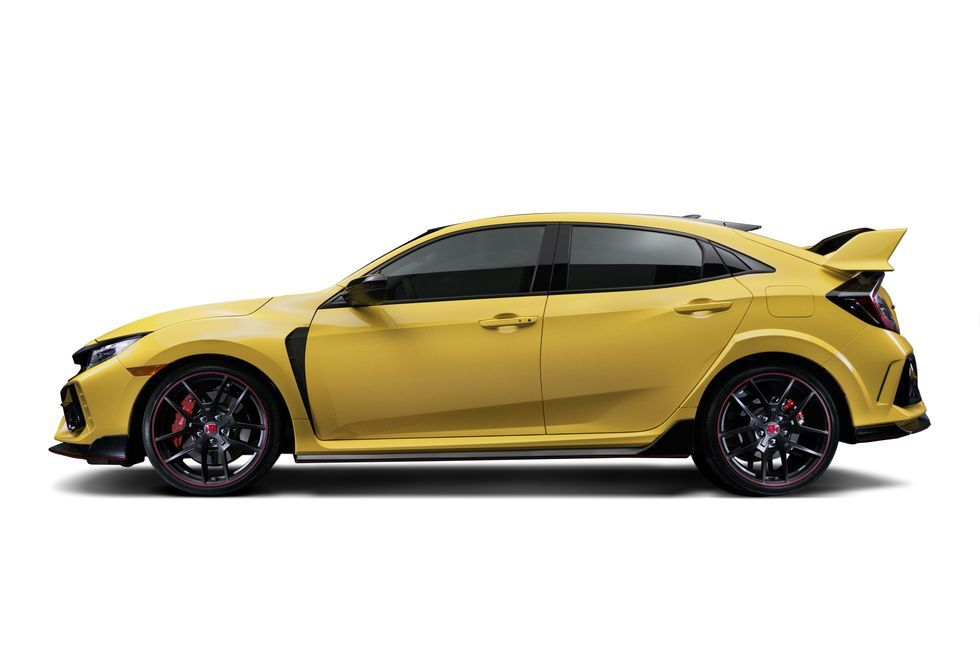 See Photos Of 2021 Honda Civic Type R Limited Edition Honda Civic Type R Honda Civic Honda Civic Hybrid