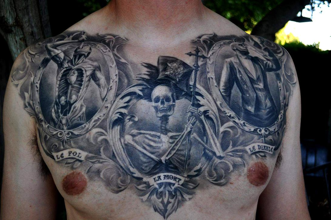 50 meaningful tattoo ideas art and design - Tattoo Done By Carlos Torres Navarro Garc A Torres Art
