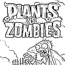 resultado de imagen para imagenes de plantas vs zombies para dibujar