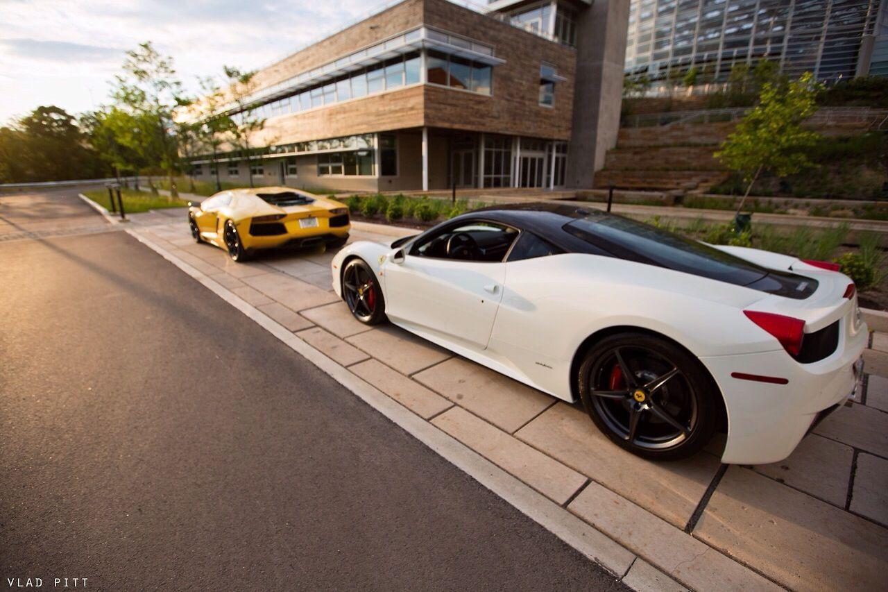 I'll take both. Amazing cars, Dream cars, My dream car