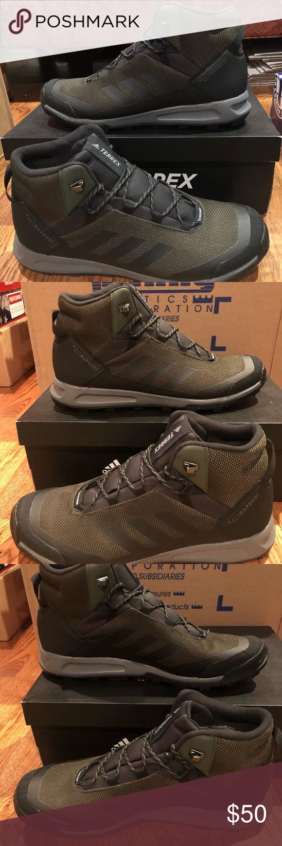 adidas waterproof mens shoe