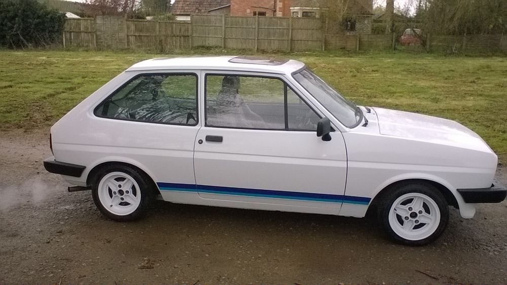Ford Fiesta Mk1 Zetec Ford Fiesta Ford Ford Rs