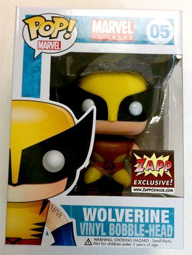 ZAPP exclusive Wolverine