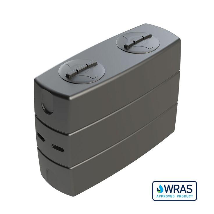 1 000 Litre Wras Approved Rectangular Slimline Tank Water Storage Potable Water Storage Tanks Slimline Water Tanks
