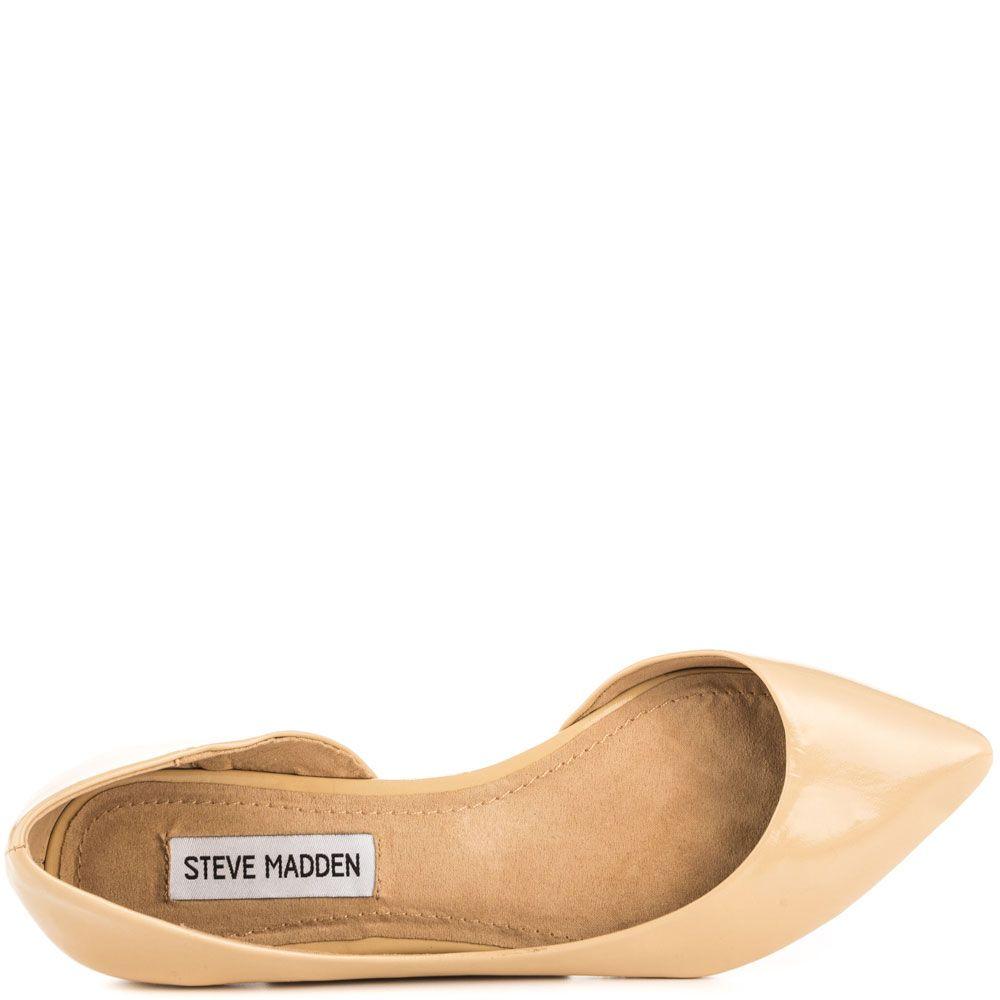 ba46e96bdb8 Elusion - Blush Patent top view | Shoe Love | Shoes, Steve madden ...