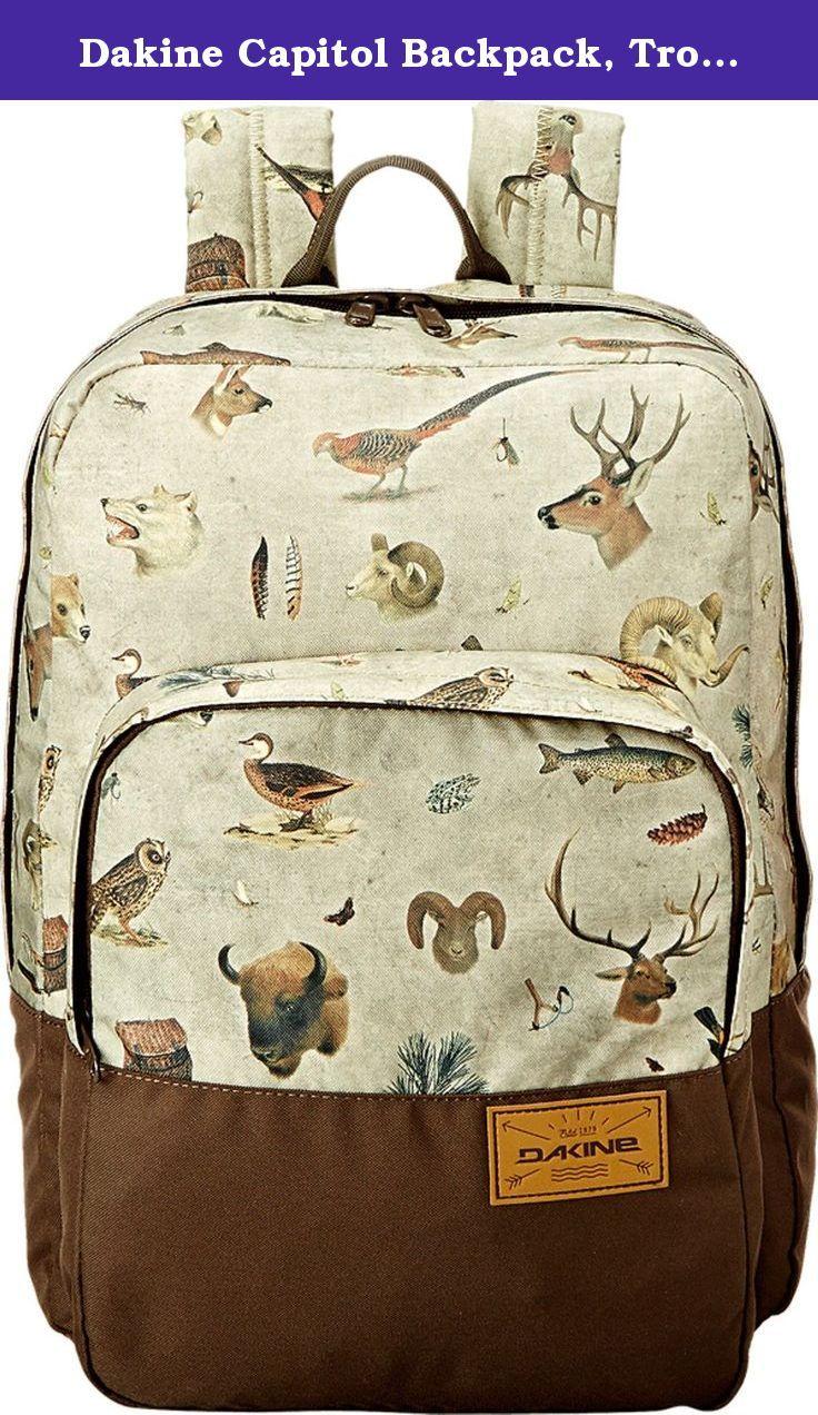 Dakine capitol backpack trophy 23 l dakine laptop