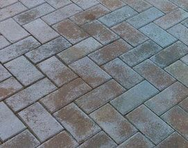 Stamped Concrete Or Paver Sealer Turned White