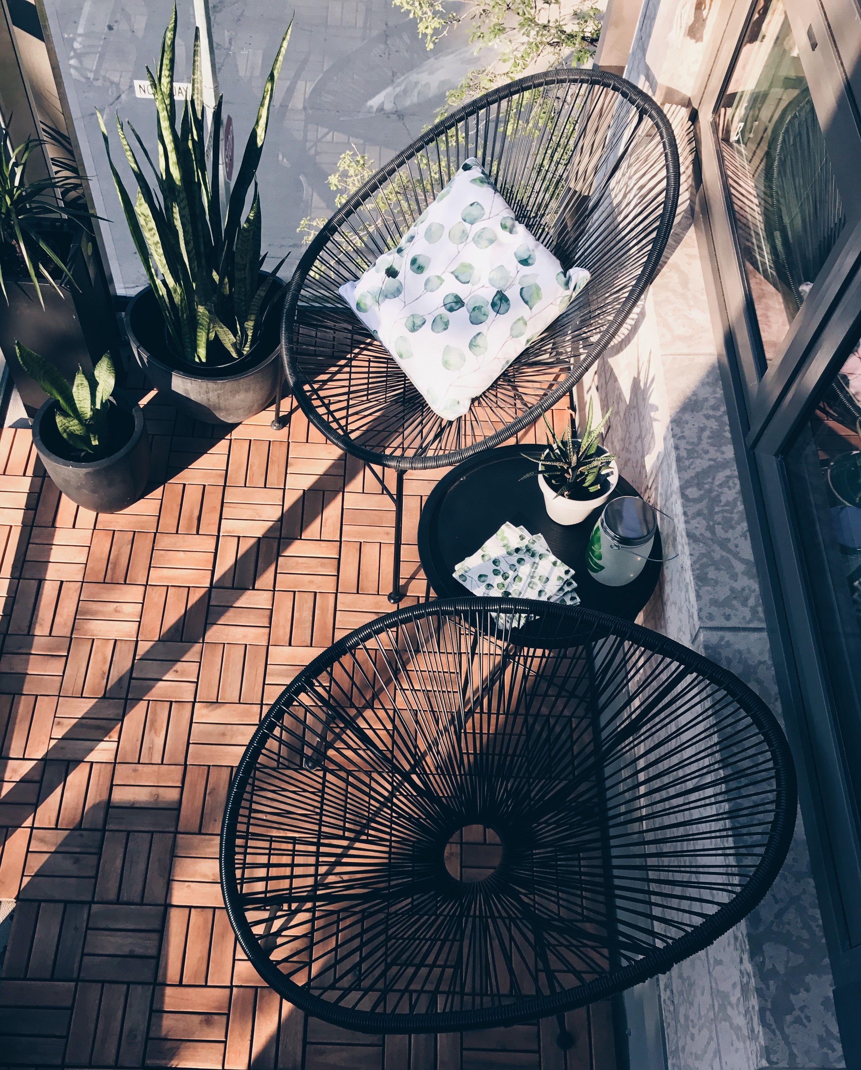 Photo of Comment faire grandir un petit balcon?