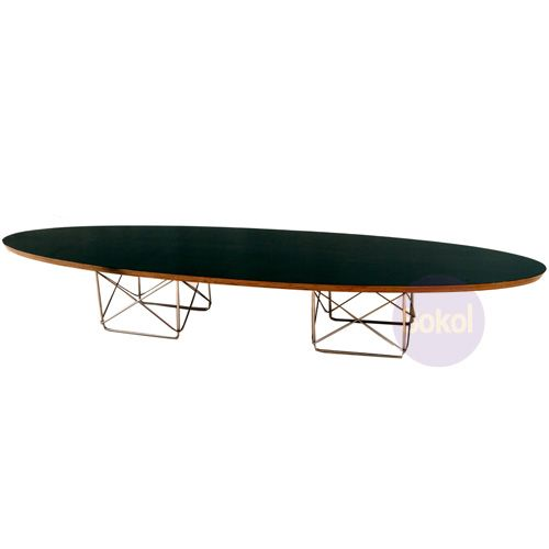 Replica Eames Elliptical Coffee Table Sokol Designer Furniture