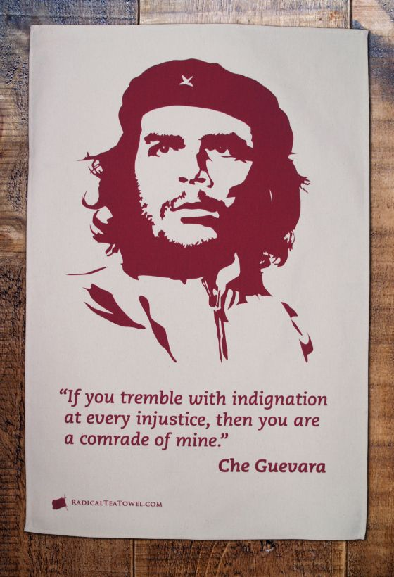 Che Guevara: The Man Behind the Motorcycle Diaries